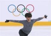ソチオリンピックで町田樹練習.jpg